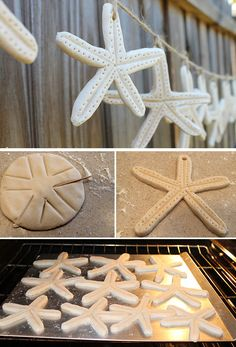 DIY Starfish Salt Do